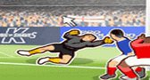 العاب ملوك الدفاع كرة قدم