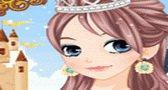 العاب بنات لعبة الأميرة تيزا Princes Tessa Game
