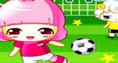 العاب فلاش رياضية لعبة كرة قدم للبنات جديدة