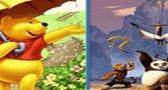 لعبة التشابه بين الصورتين