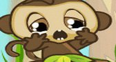 العاب القرد و الموز لعبة سرعة جديدة مسلية