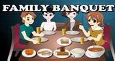 لعبة مطبخ و مطعم العائلة العربية للبنات