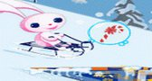 العاب اطفال لعبة التزلج في الجليد الجديدة 2010
