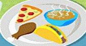 لعبة الطبخ باربي