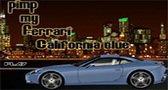 سيارات فيراري كاليفورنيا بلو