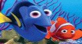 لعبة تركيب صور السمكة نيمو