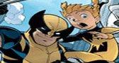العاب بزل تركيب صور Wolverine Game