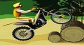لعبة دراجات جديدة