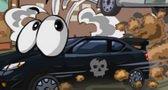 لعبة السيارات الشريره