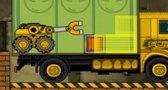 لعبة آلة النقل