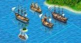 لعبة حرب السفن الاستراتيجيه 1