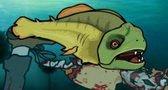 لعبة السمكة الشرسه