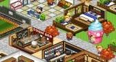 لعبة بناء المنتجع