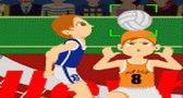 العاب كرة الطائرة رياضية جديدة